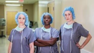 Journée des infirmières illustration