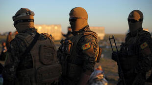Les Forces démocratiques syriennes lancent leur dernière offensive sur le retranchement de l'Etat Islamique à Baghouz en Syrie.