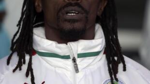 Le Sénégalais Aliou Cissé.