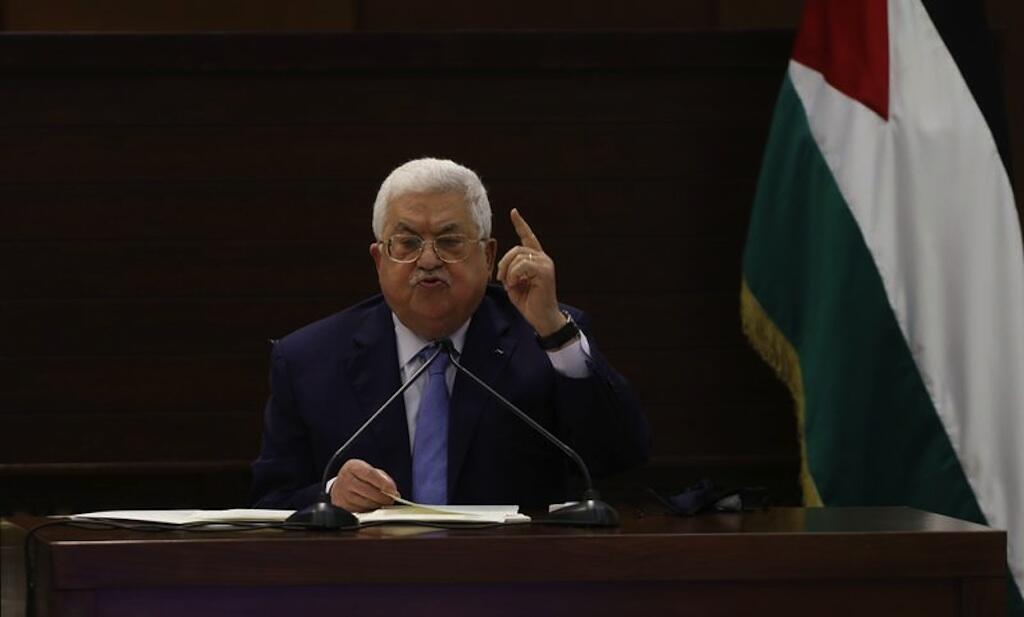 Rais wa Mamlaka ya Palestina Mahmoud Abbas.