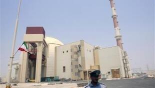 伊朗部分停止核提煉活動