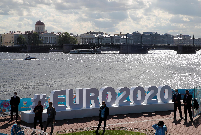 São Petersburgo e Baku também recebem jogos da Euro 2021.