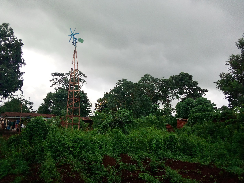 Malawi windmill