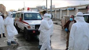 Coronavirus en Afghanisatn