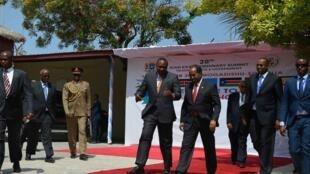 Mkutano wa IGAD uliofanyika nchini Somalia mwaka 2016 mjini Mogadishu