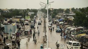 Une vue de Ndjamena, capitale du Tchad. (Image d'illustration)