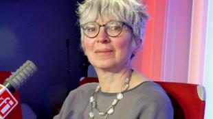 La artista argentina Laura Nillni en RFI