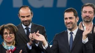 Вместе с Кристофом Кастанером партией будут управлять двадцать единомышленников