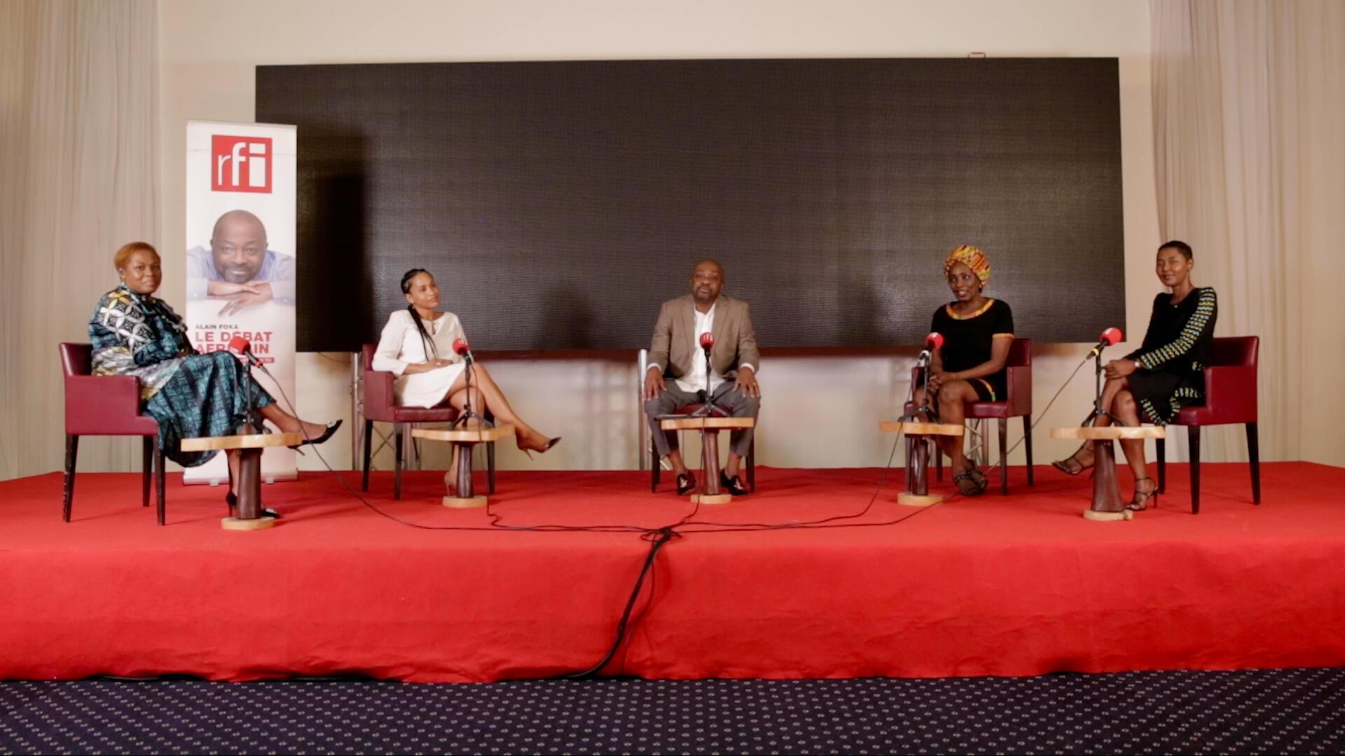 Enregistrement du débat africain à Abidjan, avec Alain Foka (2 juin 2021)