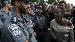 Un vent de colère souffle dans la communauté éthiopienne en Israël, qui se considère victime de racisme et de discriminations.