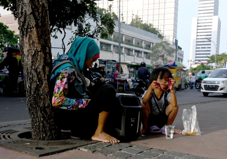 Selon le scénario le plus sombre, quatre millions de personnes tomberaient dans la pauvreté en raison de la crise économique liée au Covid-19 (photo d'illustration).