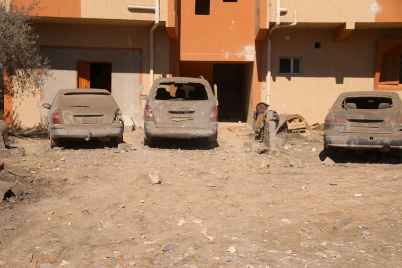 شهر مصراته درلیبی، که پیش از این از نیروهای داعش تخلیه شده بود، بار دیگر شاهد بازگشت شبهنظامیان داعش با حمایت ترکیه است.