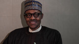 Rais wa Nigeria Muhammadu Buhari, Septemba 28, 2018.
