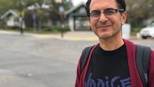 Scott Saul, professeur d'anglais et de civilisation américaine à l'Université de UC Berkeley.