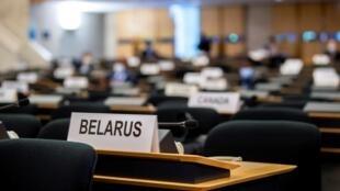 Le Conseil des droits de l'Homme a décidé d'organiser un débat d'urgence sur la situation en Biélorussie.