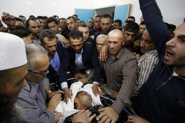 Le corps de Abdel Al-Sharif a été rendu à sa famille ce vendredi soir 27 mai 2016.