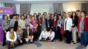 Encuentro de Mujeres iberoamericanas en Madrid (foto de archivos).