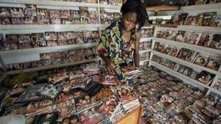 Nollywood productions have largely been sold as pirated copies for just a few dollars