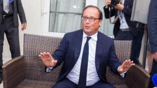Tsohon shugaban Faransa François Hollande
