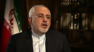 محمد جواد ظریف، وزیر امور خارجه جمهوری اسلامی ایران