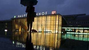 Estación de trenes de Colonia, uno de los escenarios de los abusos