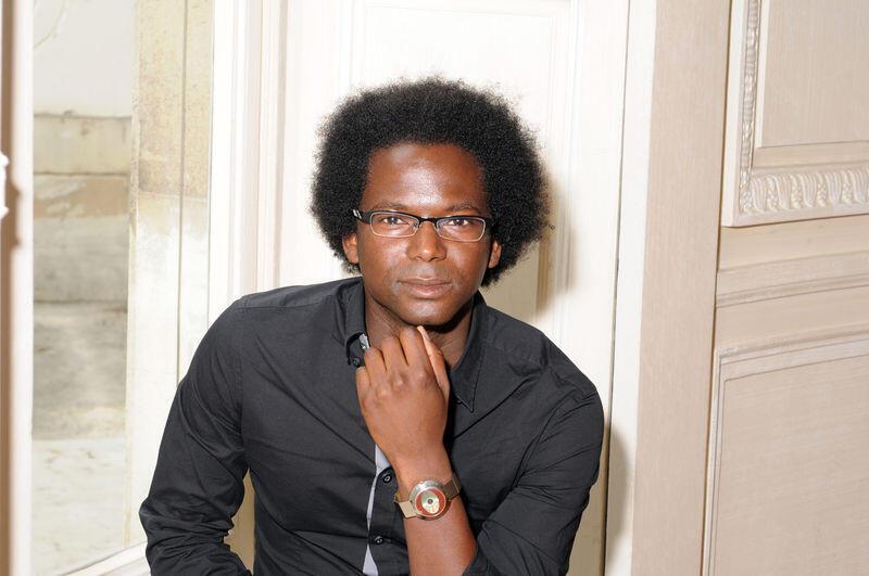 L'écrivain Mamadou Mahmoud N'Dongo pour son roman «Kraft».