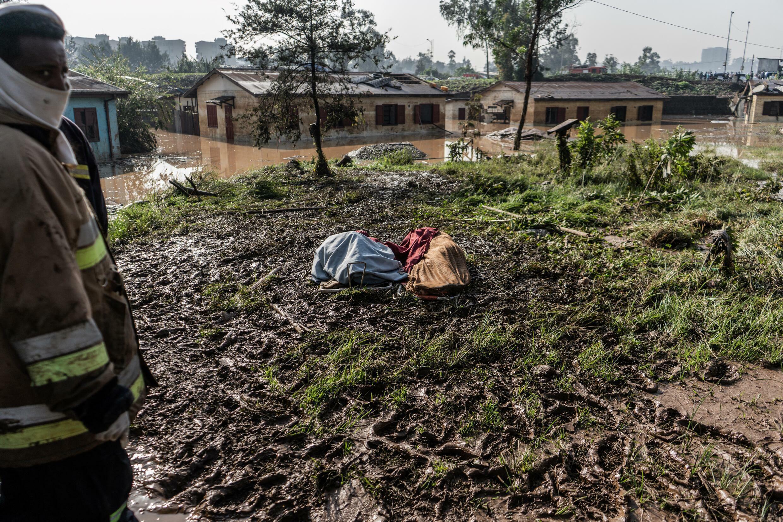 Inondations Floods Addis Ababa
