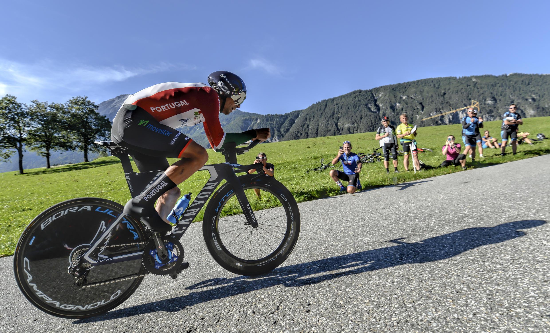 Nelson Oliveira - Ciclista - Movistar - Ciclismo - Portugal - Tour - Volta a França - Bicicleta