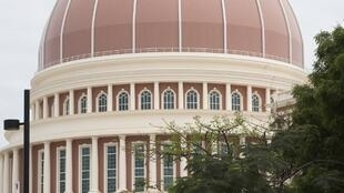 Parlamento de Angola. Luanda. Imagem de arquivo.