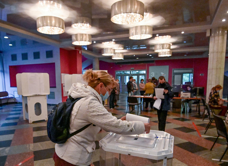 Russia élections législatives