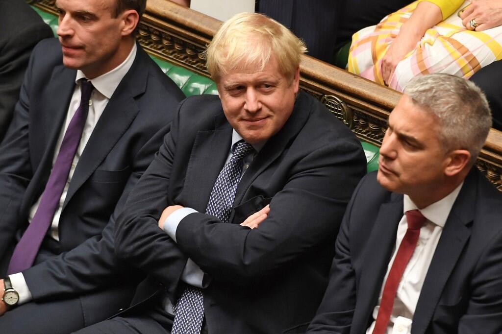 O novo adiamento permitira que o primeiro-ministro Boris Johnson conseguisse negociar com o Parlamento britânico a ratificação do acordo sobre o Brexit.