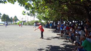 A la Réunion, les élections présidentielles passionnent les habitants.