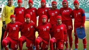 تیم ملی فوتبال دختران افغانستان