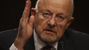 Ông James Clapper, Giám đốc Cơ quan Tình báo Quốc gia Mỹ, ra điều trần trước Thượng viện Hoa Kỳ, 26/09/2013