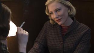 Cate Blanchett (à droite) et Rooney Mara dans dans «Carol» de Todd Haynes.