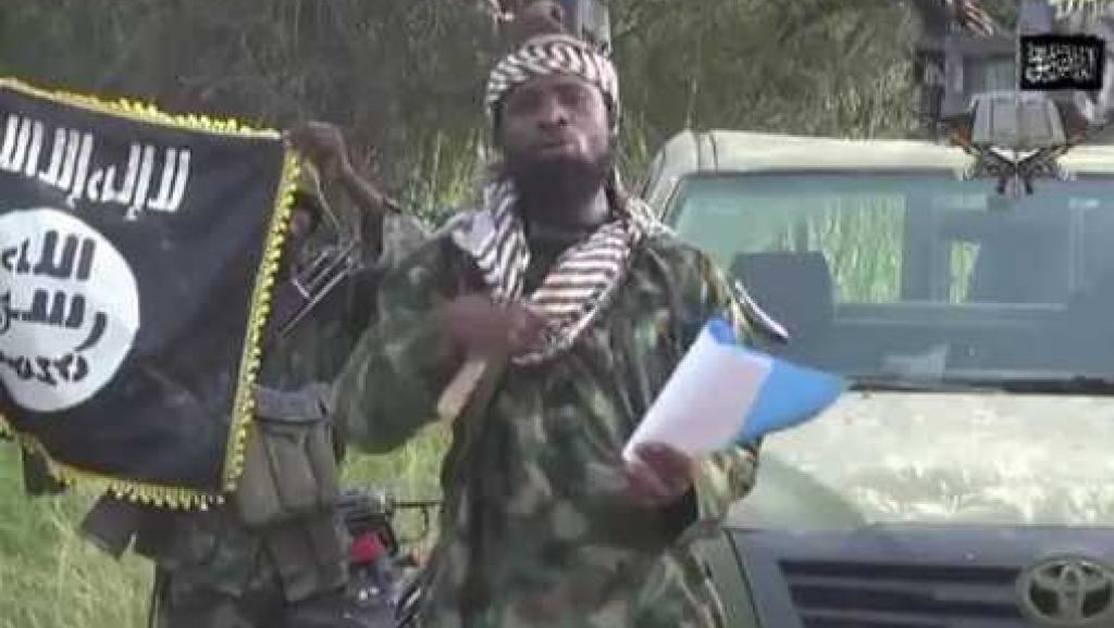 Aboubakar Shekau, kiongozi wa kundi la Boko Haram.