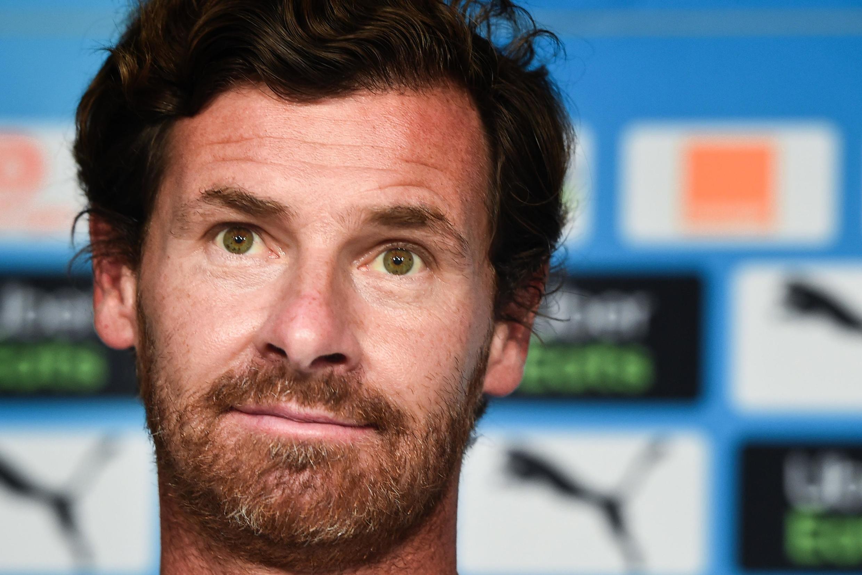 André Villas-Boas, treinador português do Marselha.