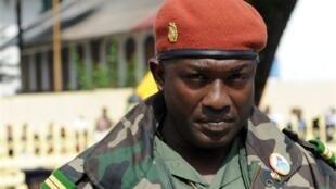 Toumba Diakité, l'ancien aide de camp de Moussa Dadis Camara