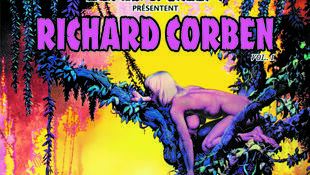 Couverture «Richard Corben volume 1».