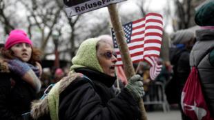 En 2019,  Un samedi en rose à travers les Etats-Unis. La « marche des femmes » avait lieu ce 19 janvier pour la troisième édition à Washington, New York et les principales grandes villes du pays.