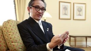 Ngoại trưởng Indonesia Marty Natalegawa.