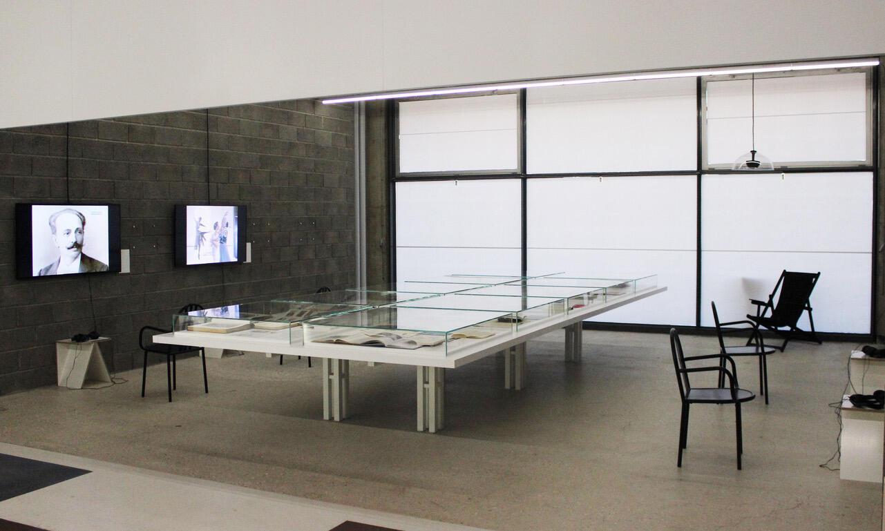Выставка, посвященная «отцу» русского балета Мариусу Петипа, идет в Пантене до 23 февраля 2018.