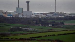 Les principales puissances nucléaires n'ont toutefois pas signé le traité d'interdiction de l'ONU. Ici, le site nucléaire de Sellafield, près de Whitehaven, au Royaume-Uni, le 23 février 2017
