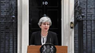 A primeira-ministra britânica, Theresa May, afirmou em declaração nesta terça-feira, que autor do atentado de Manchester queria provocar um número máximo de mortes.