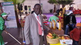 Abdoulkarim Sanogo, vice-président de la coopérative Mali Yiridé basée à Sikasso.