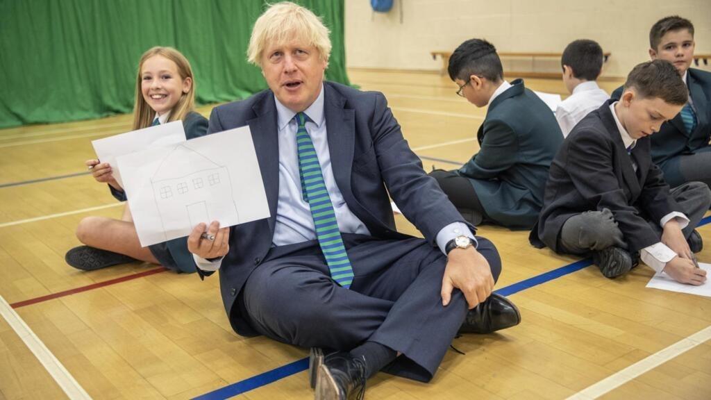 Royaume-Uni: une rentrée parlementaire à hauts risques pour Boris Johnson