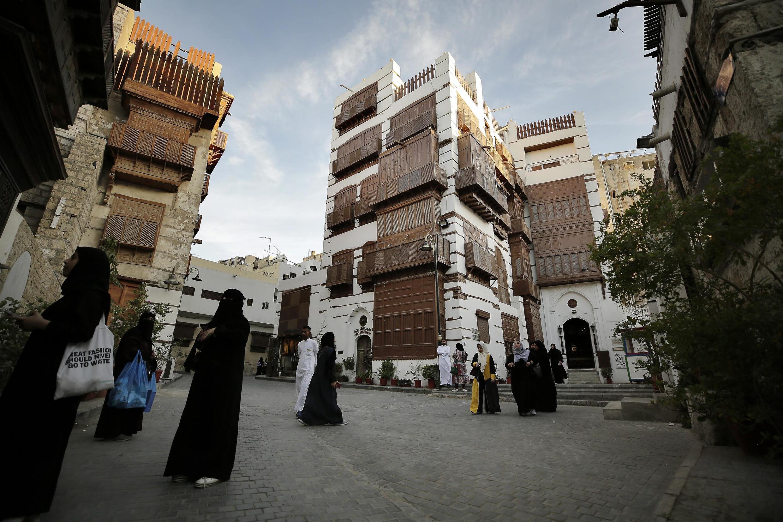 Jida, na Arábia Saudita.