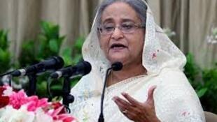 Sheikh Hasina Wazed Firaministar Bangladesh