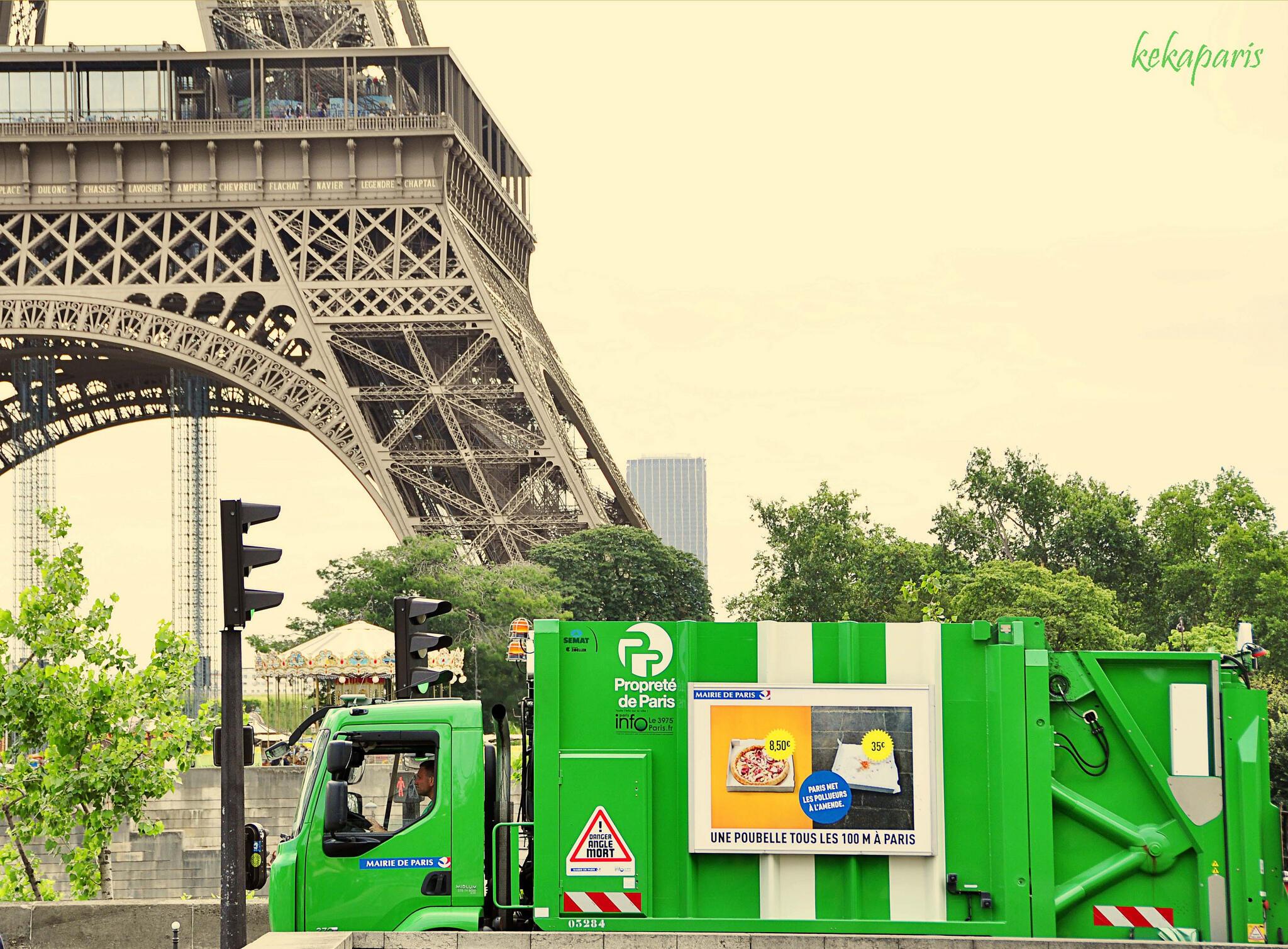 La alcaldía de París promete grandes inversiones para limpiarle la cara a la ciudad.