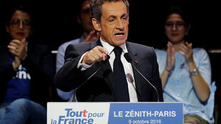 Nicolas Sarkozy is a candidate in the primary of the right and centre parties for the 2017 presidential election.